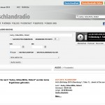 Jewel of the Ears available as podcast on Deutschland Radio