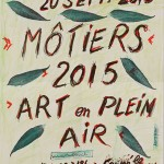 June 20 2015 – Opening of Motiers/Art en plein air exhibition