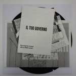 "New limited LP edition ""Il tuo Governo"" at Kunstmuseum Lucerne"
