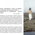 October 23-24 2020 – Screening and presentation at La Chambre de l'Art, Bruxelles