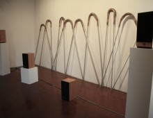 Flux donnés à entendre (2011) – Solo exhibition at Reattu Museum