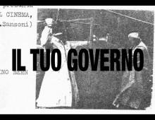 """""""Il Problema del Tempo libero"""" & """"Il tuo Governo"""" – 1970′s Italian migrant workers in CH"""