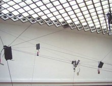 MAULWURF (2007) – sound installation